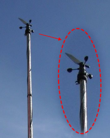 Sensor and System Information | Wind Power Weather Center